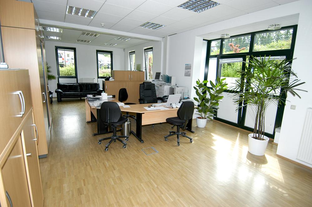 Das transparente Labor. Besuchen Sie uns doch in unseren Räumlichkeiten.