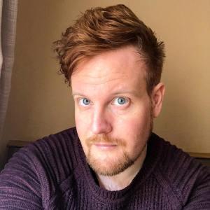 Per Pettersson - selfie maj 2018