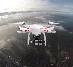 Ρεκόρ ύψους από επιστημονικό drone που πέταξε σχεδόν στα 5.000 μέτρα