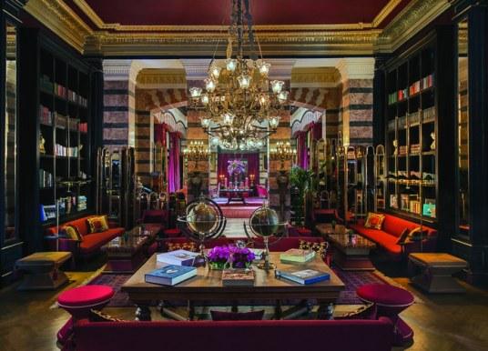 Τα πιο εντυπωσιακά library-bars παγκοσμίως