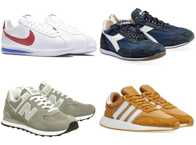 a33edecee7 Τα sneakers από το παρελθόν είναι εδώ αυτή την σεζόν