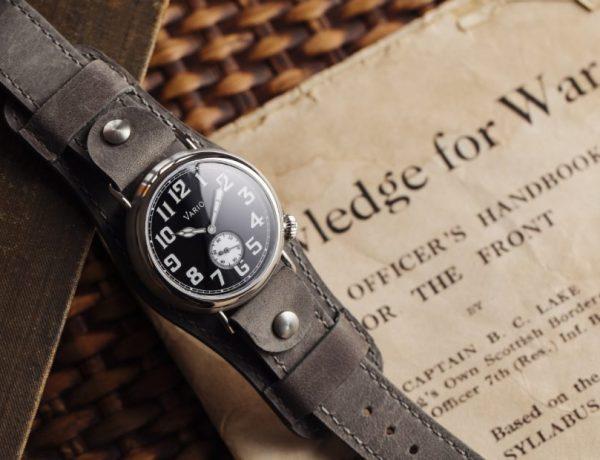 Έξι πανέμορφα ρολόγια με έμπνευση τον 'Α Παγκόσμιο Πόλεμο