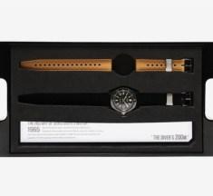 Το θρυλικό καταδυτικό ρολόι Seiko Prospex του 1965 επανασχεδιάστηκε από την BEAMS