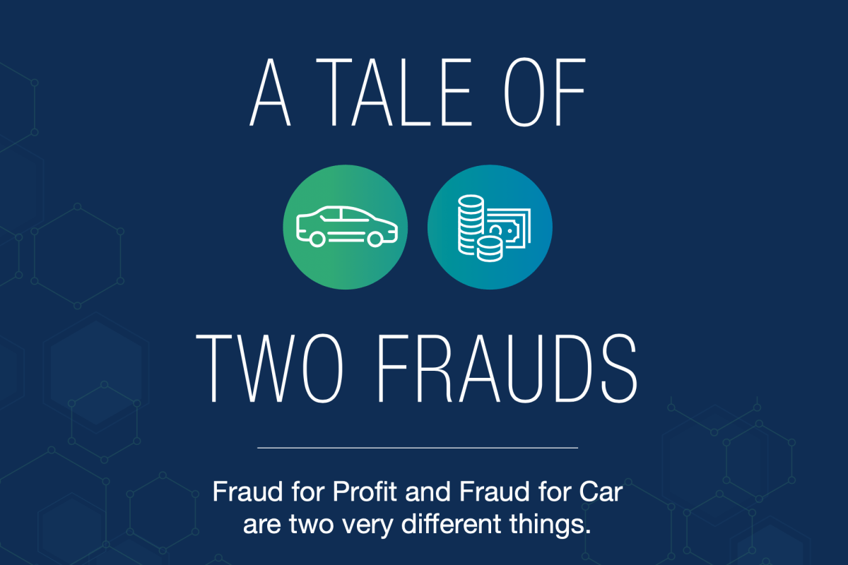 Two Types of Fraudsters