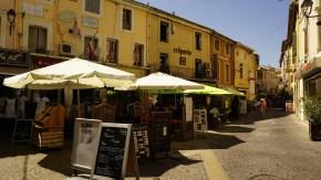 Streets of Isle-sur-la-Sorgue
