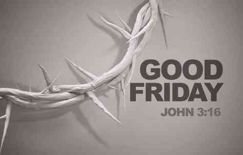 Good Friday Ideas