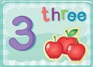 Number Snacks For Preschool