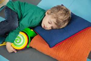 Preschool Nap Time Activities