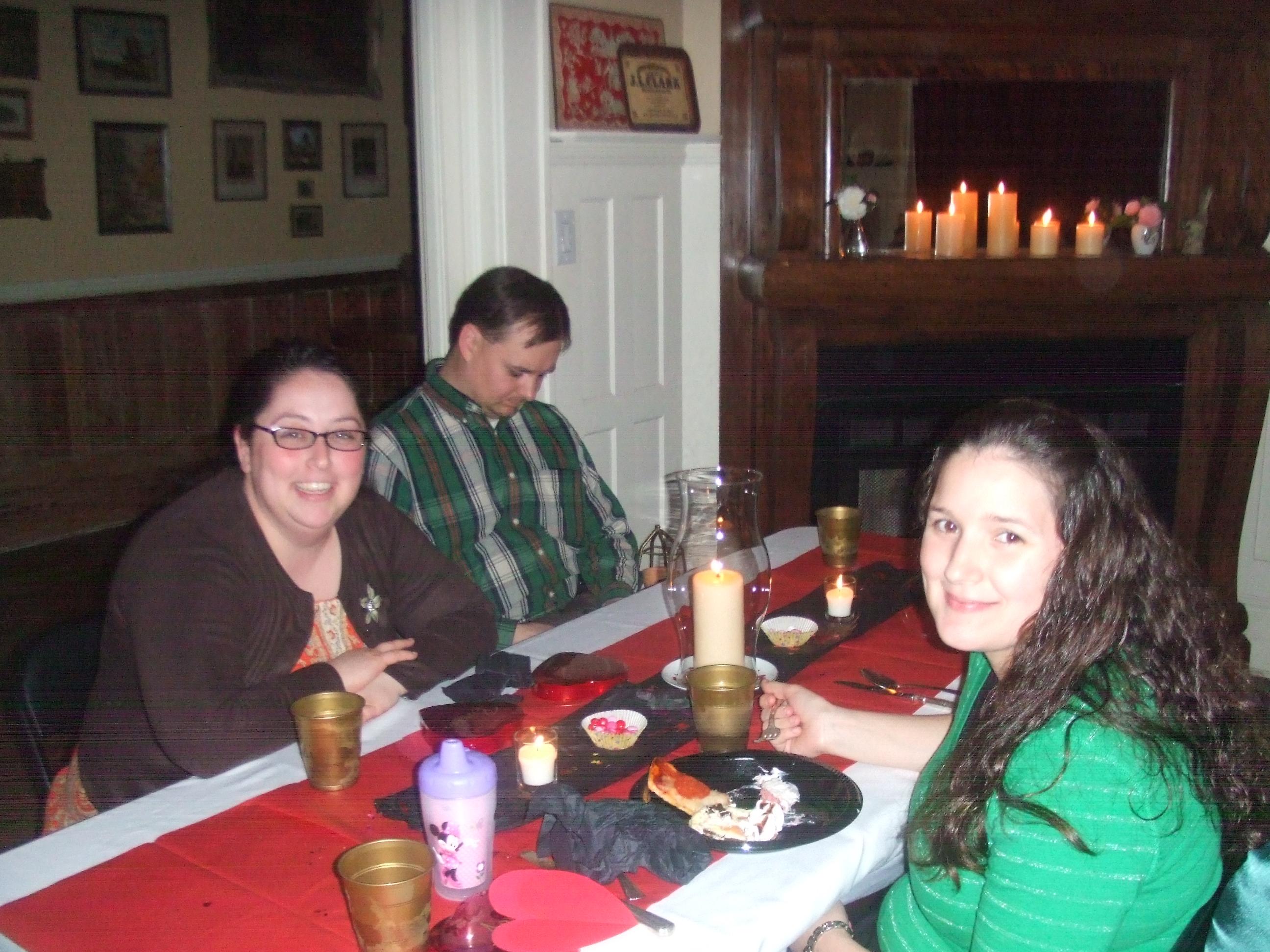 Brandi, Brian and Amy