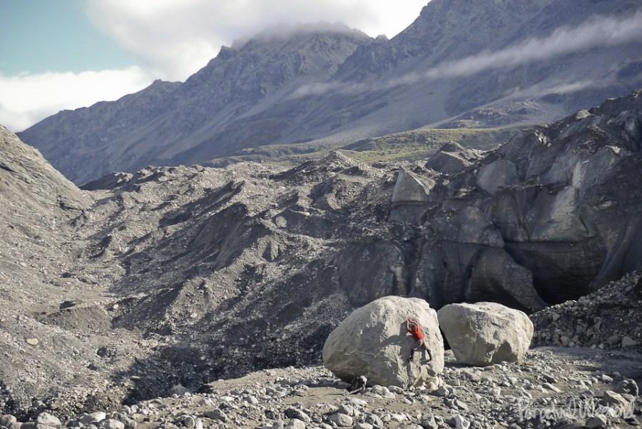 wrangell st elias bouldering climbing alaska