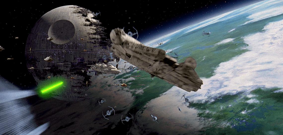 Star Wars VII. The Nudge Awakens
