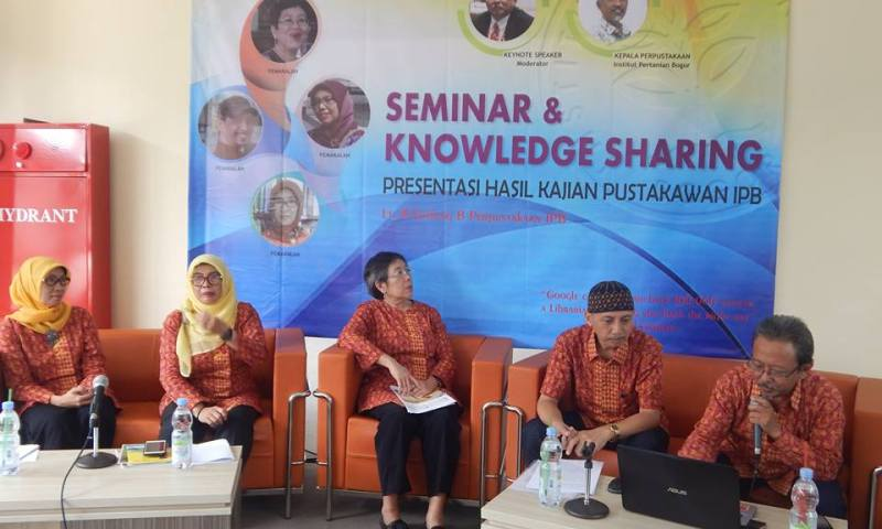 Seminar dan Knowledge Sharing
