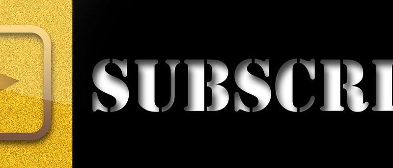 Cara membuat tombol subscribe di blog dengan mudah !!