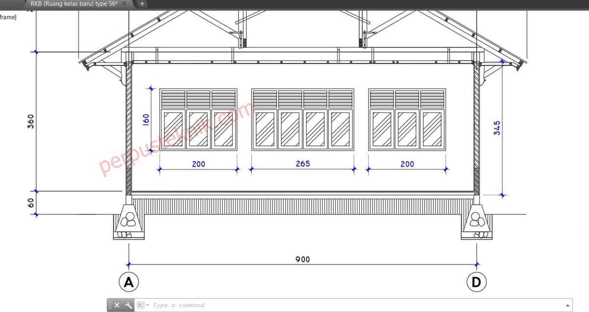 menghitung kebutuhan baja ringan atap jurai cara mudah material akurat