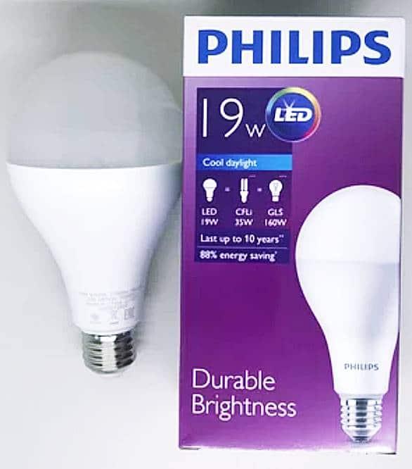 Jenis lampu yang sering dipakai untuk pencahayaan