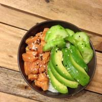 Poke Bowl de Saumon