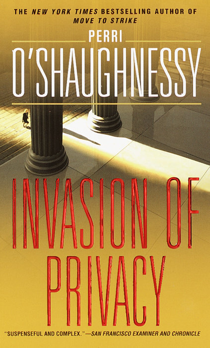 Invasion of Privacy Book Cover