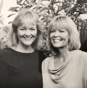 Mary and Pam O'Shaughnessy, the two authors that are Perri