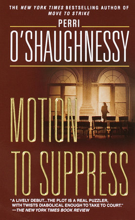 Motion to Suppress Book Cover