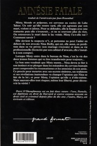 Motion to Suppress, French Edition Back