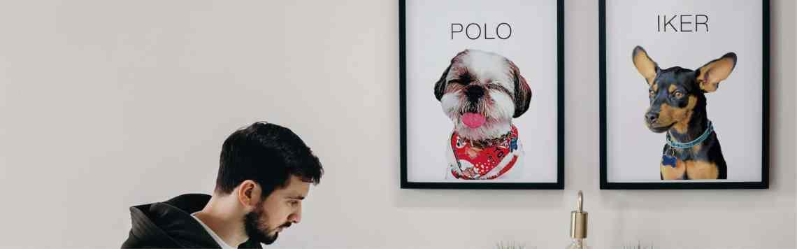 retratos personalizados perrito.cl