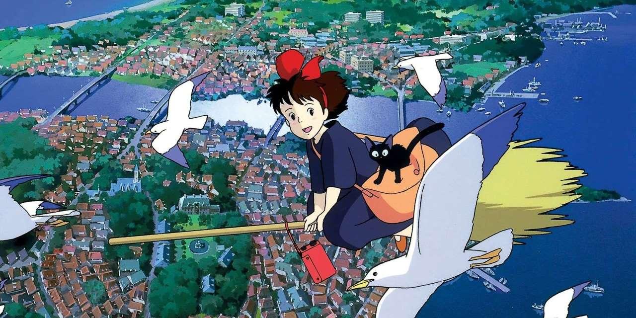 Dossier estudio Ghibli (I): Kiki's Delivery Service - Por Ludmila ...
