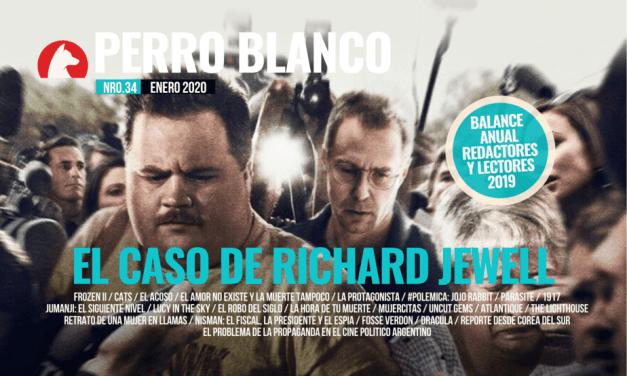 PERRO BLANCO | NÚMERO 34 |ENERO / 20
