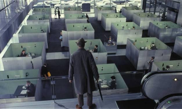 La comedia visual (IV): La comedia de Jacques Tati