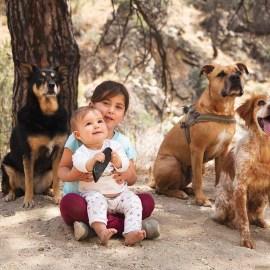 beneficios del perro para los niños