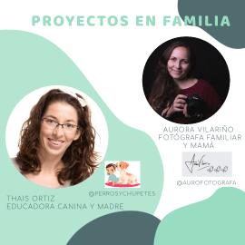 Proyectos en Familia con Aurora Vilariño