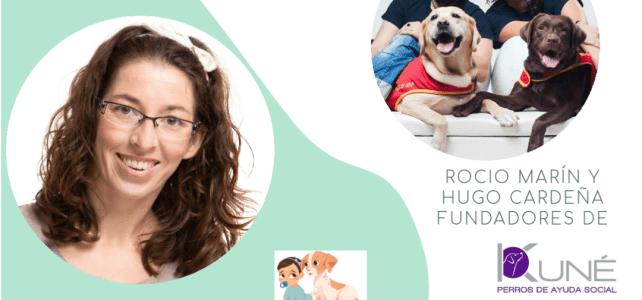 Proyectos en familia con Kuné Perros de Ayuda Social