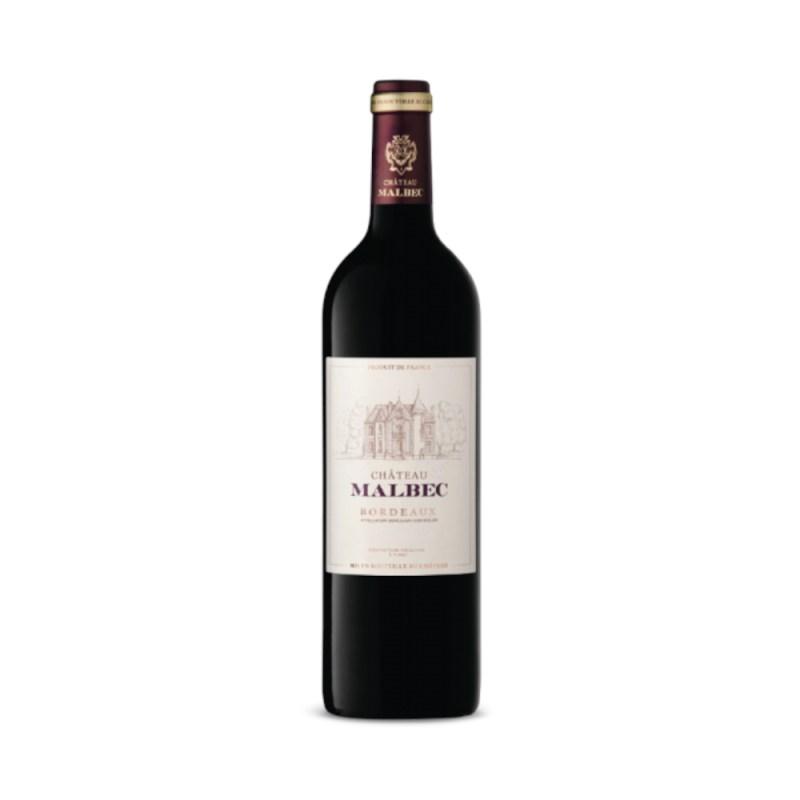 Château Malbec Bordeaux AC 2017