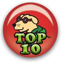 Top 10 del perro viajante