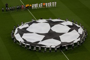 Real Madrid vs. Olympique de Marseille, Champions League 2009-2010