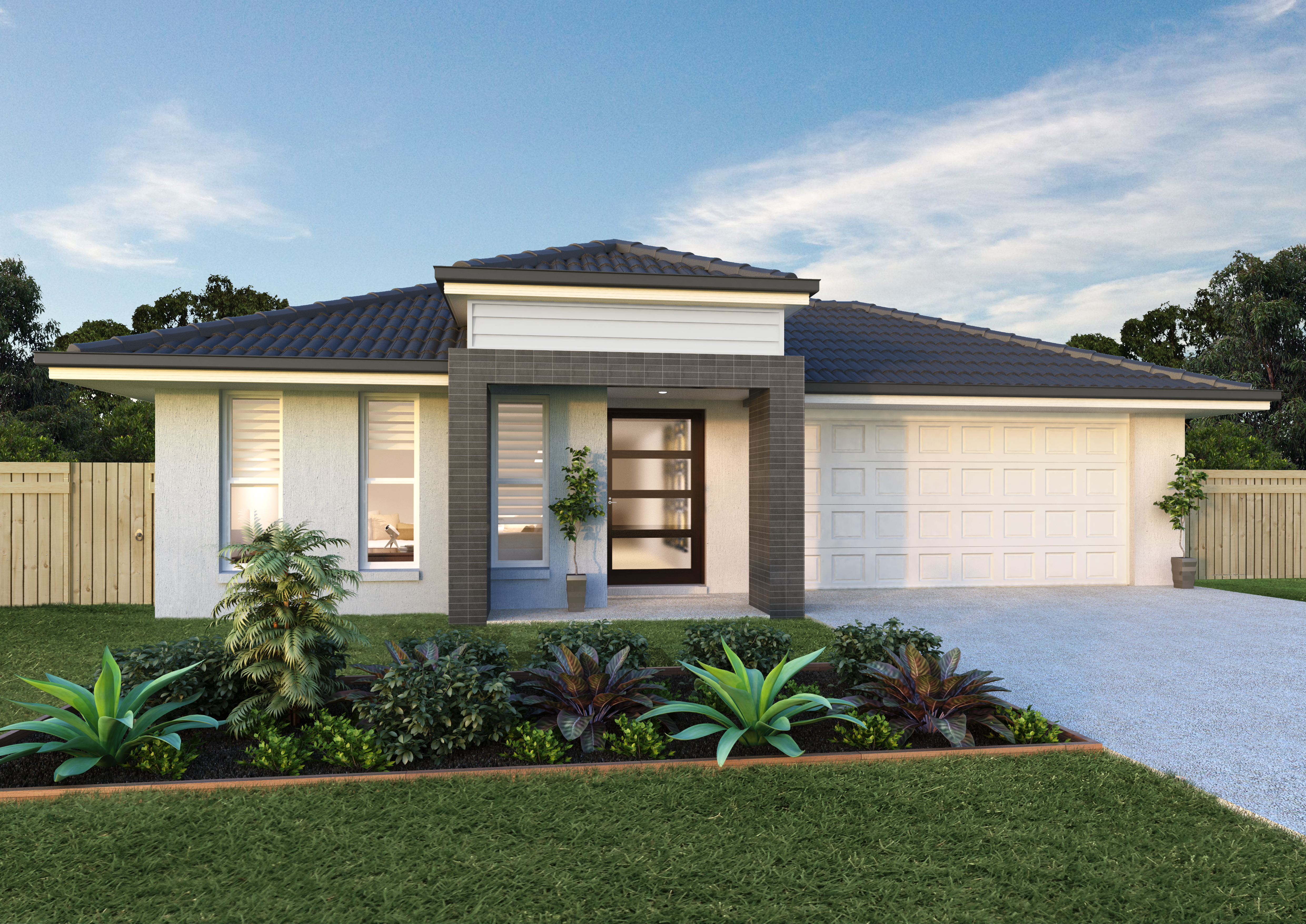 New Home Design Avalon   Perry Homes NSW   QLD