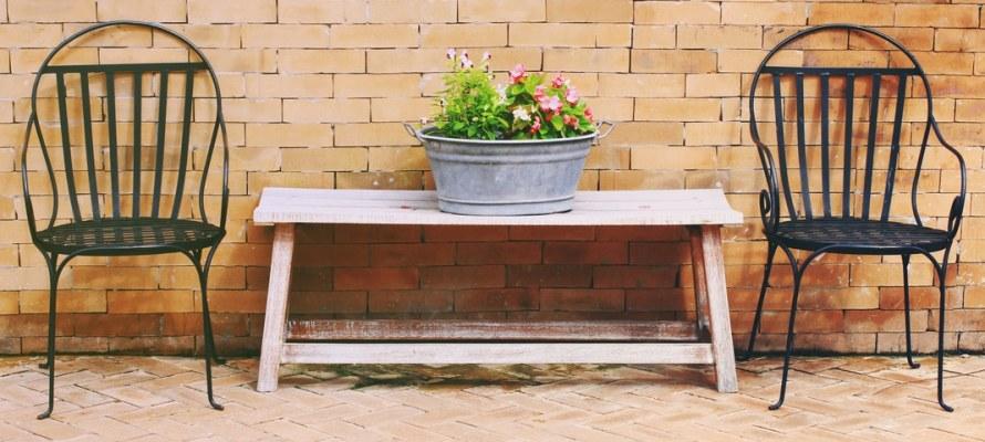 Utah home builder patio furniture