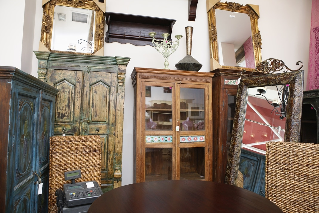 Great Places To Go Antiquing In Utah