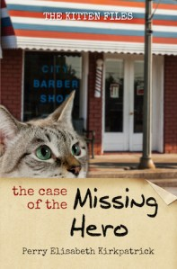 Book Cover: The Case of the Missing Hero