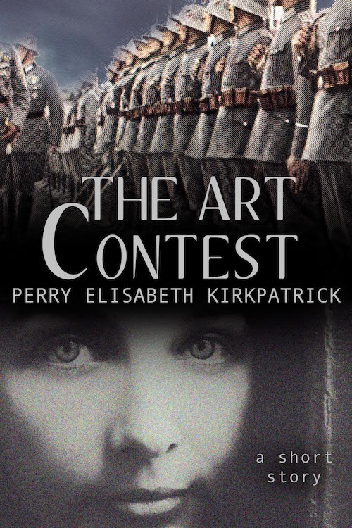 Book Cover: The Art Contest