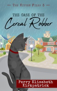 Book Cover: The Case of the Cereal Robber