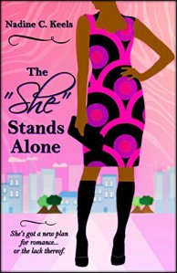 "The ""She"" Stands Alone Image"