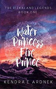 Water Princess, Fire Prince Image