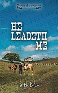 He Leadeth Me Image