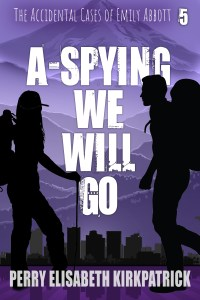 Book Cover: A-Spying We Will Go