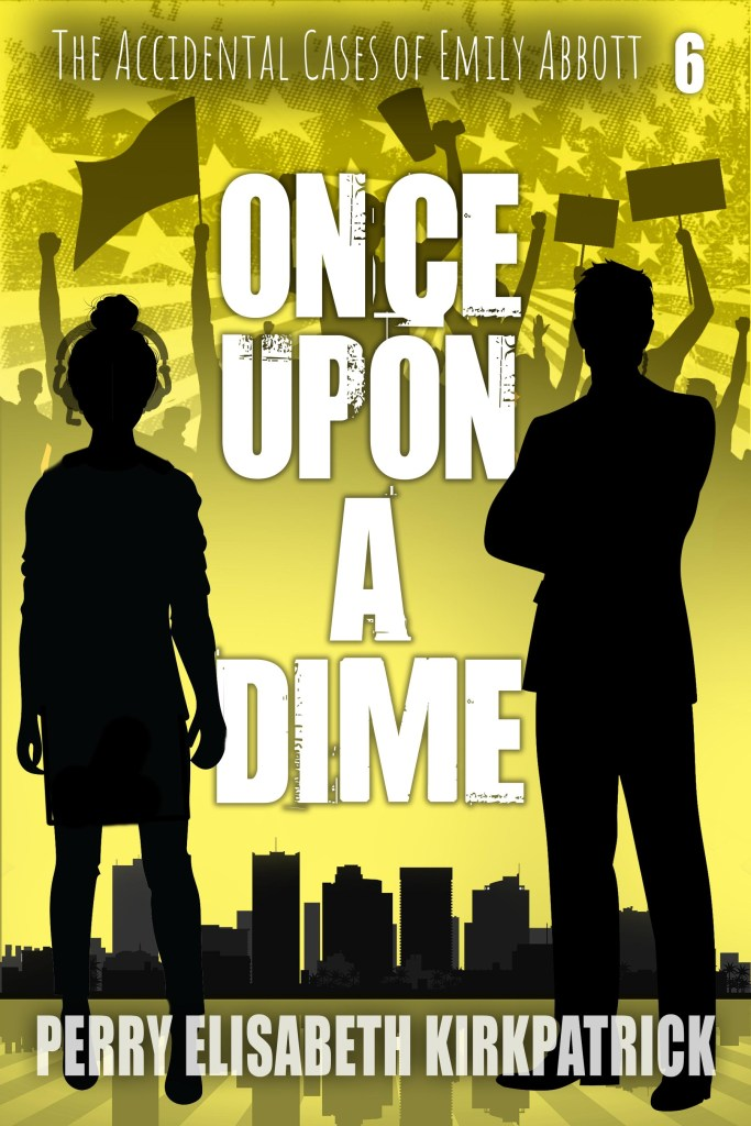 Book Cover: Once Upon a Dime