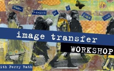 Photo Transfer Workshop