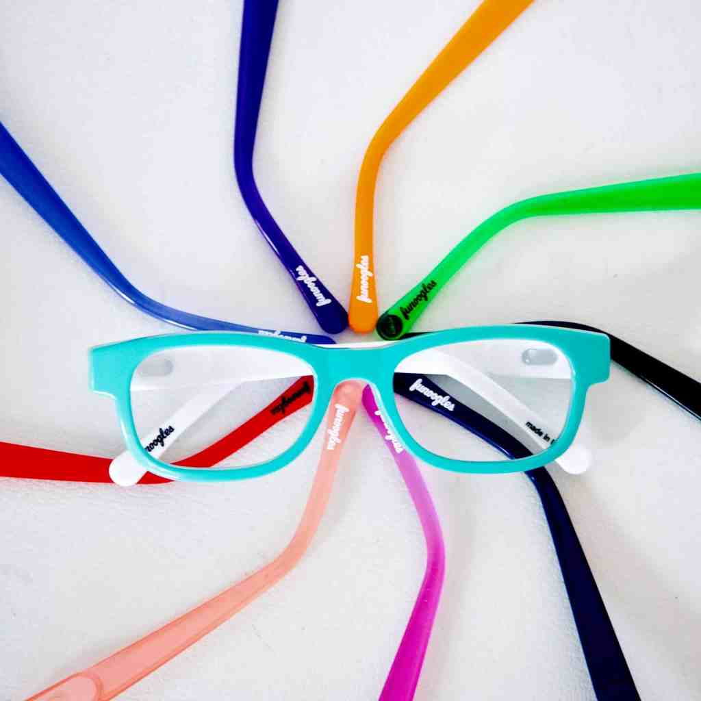 Funoogles pediatric glasses