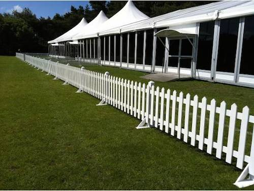 chair covers for parties mickey mouse toddler white-picket-fencing | marquee hire, wedding tent rentals, event party hire