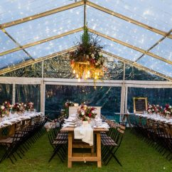 Chair Covers Party Hire Home Theater Chairs Clear Marquee And Fairy Lights   Hire, Wedding Tent Rentals, Event