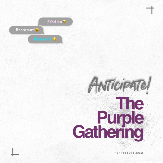 The Purple Gathering